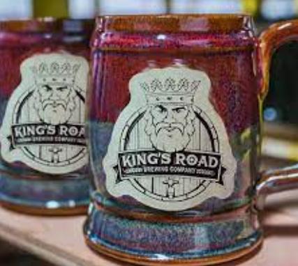 King's Road Mugs